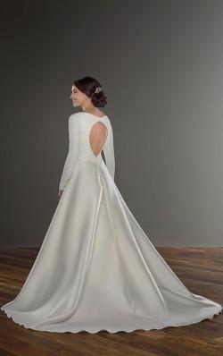 Modest Ball Gown Wedding Dress