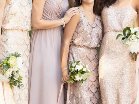 Wedding Wednesday...Junior Bridesmaids Inspiration!