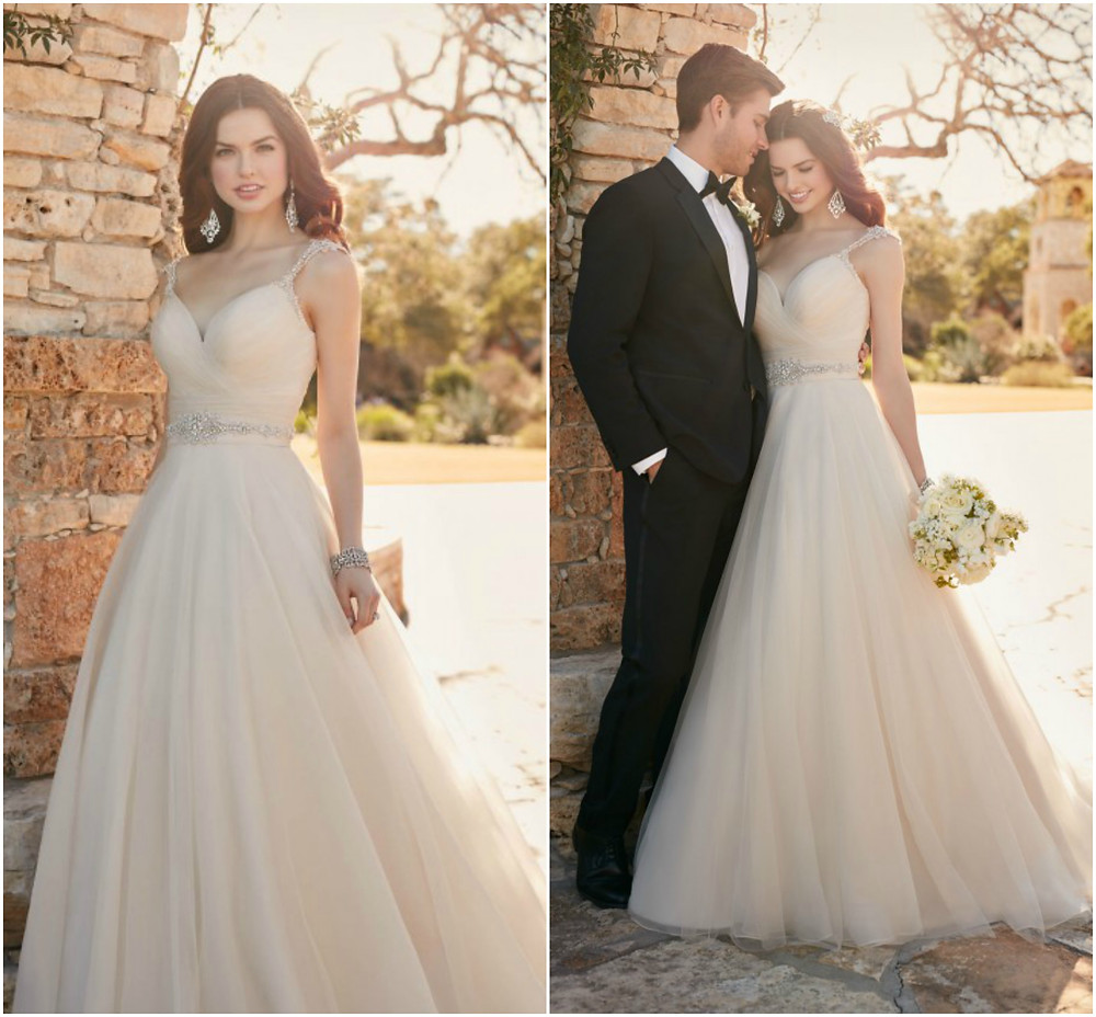 Essense D2175 Wedding Dress