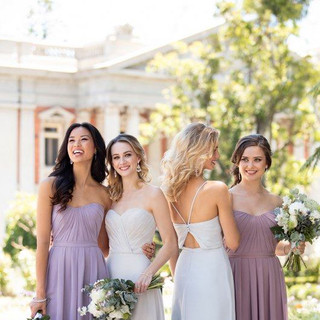 Bridesmaids Dresses Pearls and Lace.jpg