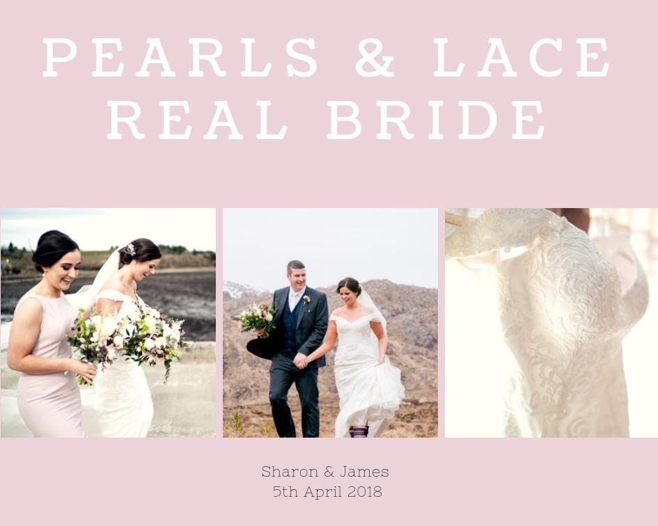 Pearls & Lace Bride