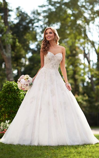 Stella York Wedding Dress Ireland Sweetheart Neck