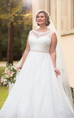 Stella York Wedding Dress 6303