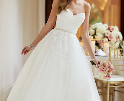 Say Yes To The Dress! Stella York 6177