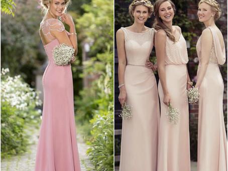 2018 Bridesmaids Trends