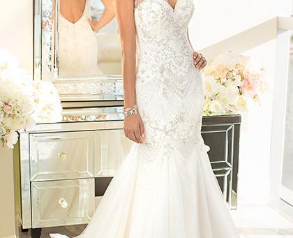 2015 Wedding Dress Trends- Vintage Vibe