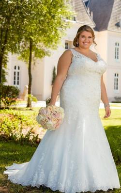 Stella York Wedding Dress 6525