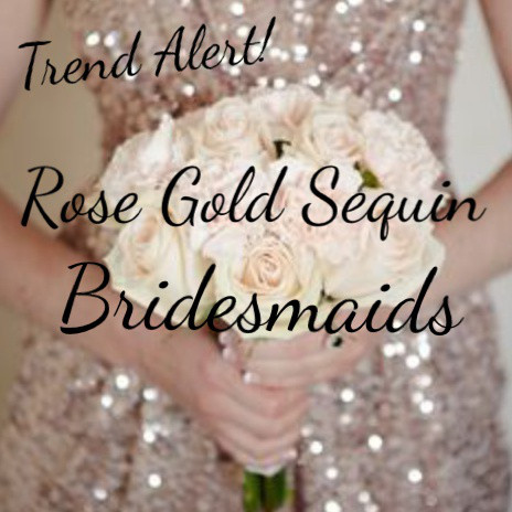 Bridesmaids Trends 2016