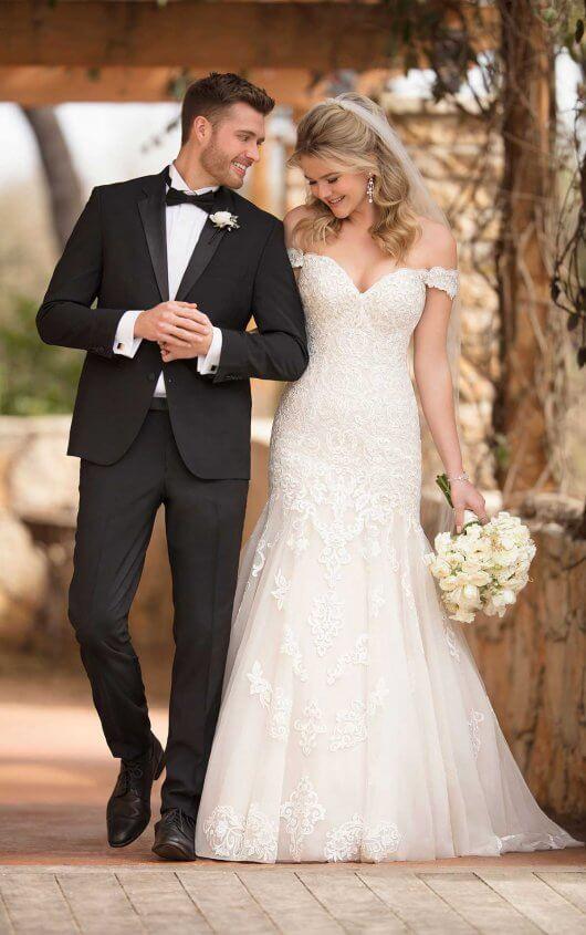 Plus Size Wedding Dress from Essense