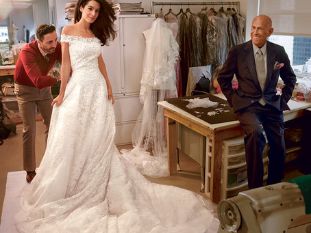 Celebrity Wedding Dresses from 2014!