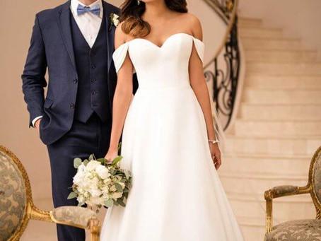 10 Gorgeous Plus Size Plus Wedding Dresses for 2019 & 2020 Brides