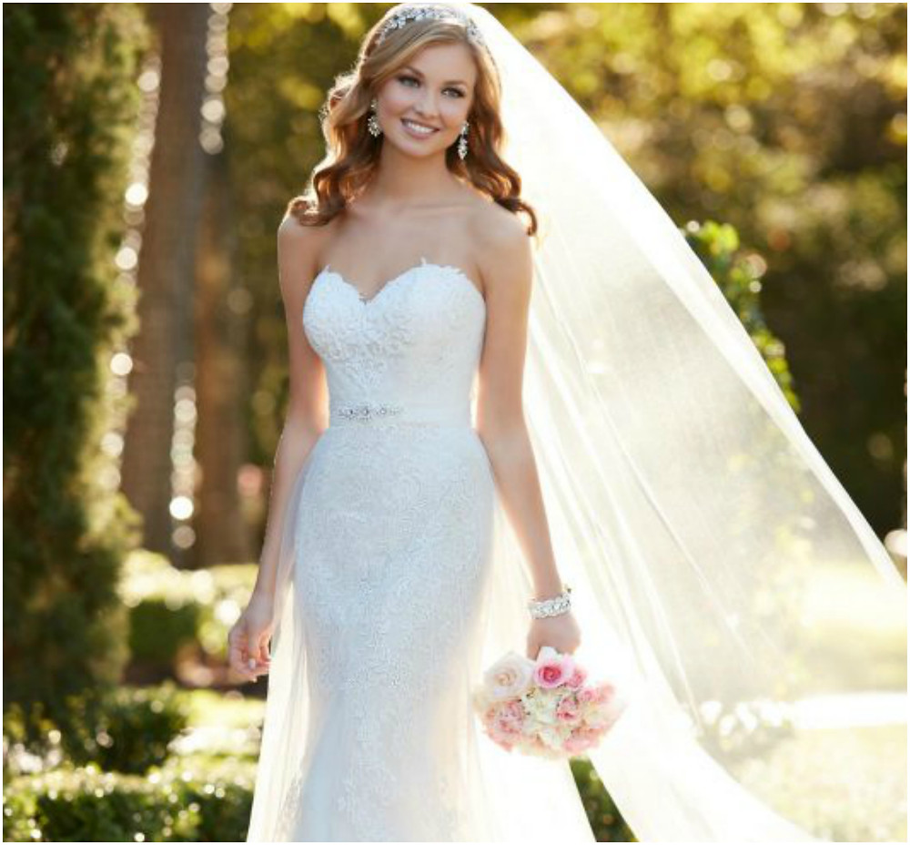 Stella York 6341 Wedding Dress