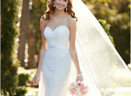 Say Yes to the Dress: Stella York 6341