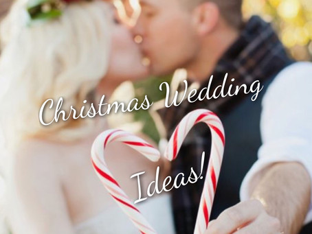 Christmas Wedding Ideas!