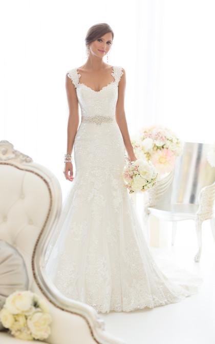 Essense D1617 Wedding Dress