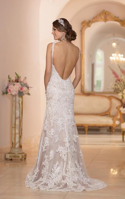Stela York Sexy Wedding Dress