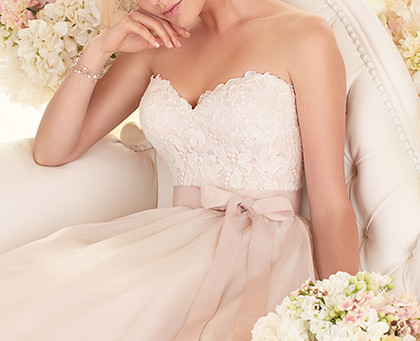 Romantic Wedding...it's all about the lace!