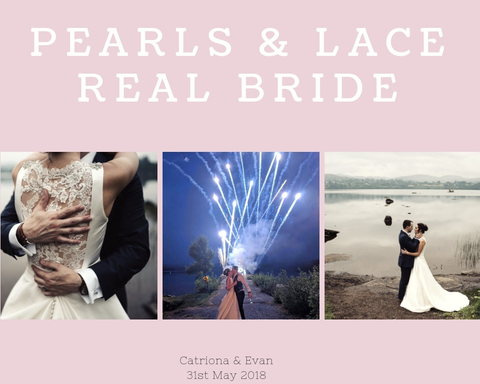 Pearls & Lace Real Bride Diary