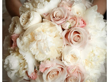 How to save you wedding bouquet after the big day