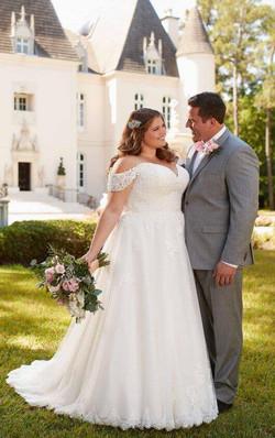 Stella York Wedding Dress 6684