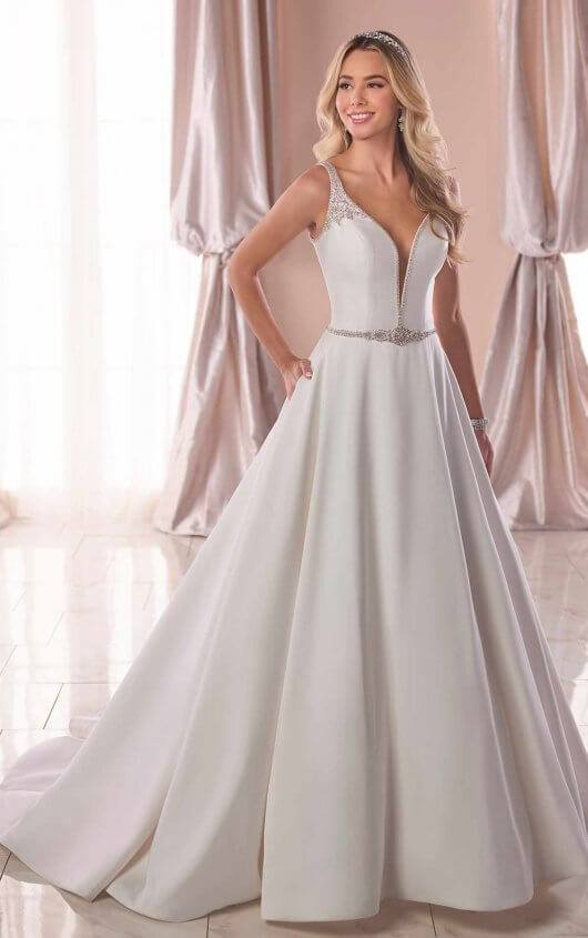 Stella York Wedding Dress 6782