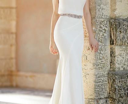 Say Yes To The Dress...Martina Liana 714!