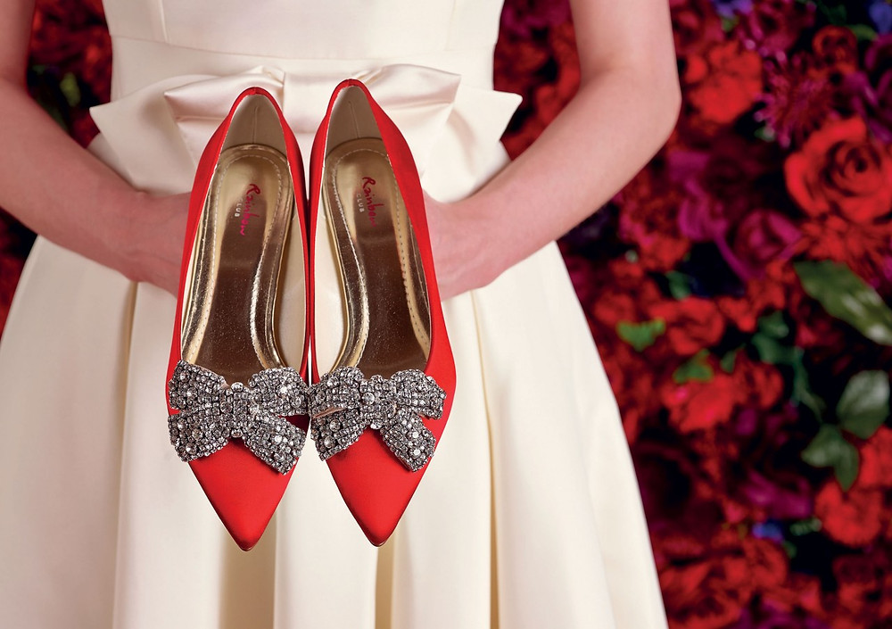 Rainbow Selena Wedding Shoe Clip.jpg