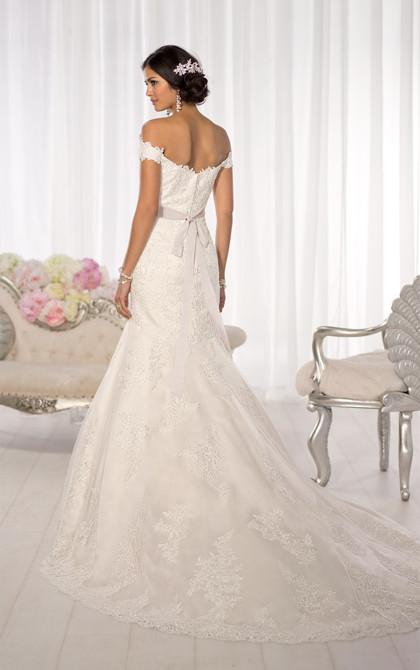 Lace Wedding Dress Essence 1617 Back.jpg
