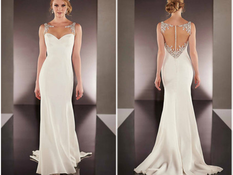 Say Yes to the Dress....Martina Liana 734