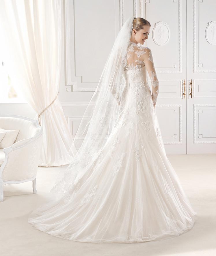 Long Sleeve La Sposa Wedding Dress 1.jpg