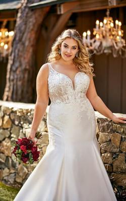 Essense D2675 Wedding Dress