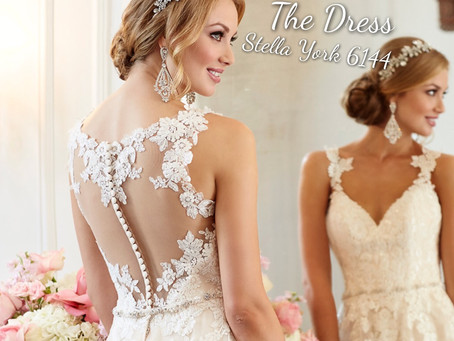 Say Yes To The Dress!Stella York 6144
