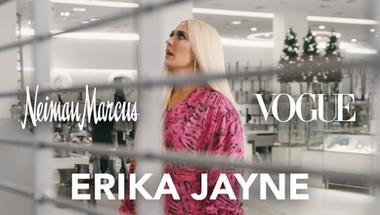 Erika Jayne Spends a Night at Neiman Marcus