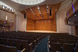 Baldwin Auditorium, Duke University, NC