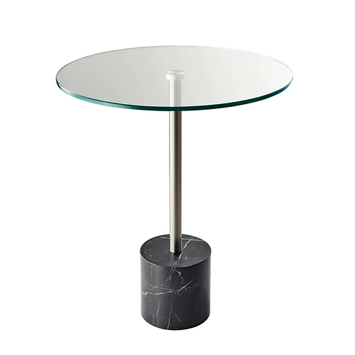 George Side Table, Black