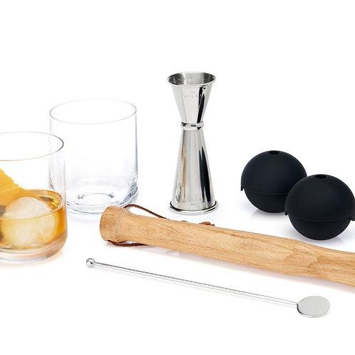 Muddled Cocktail Barware Set