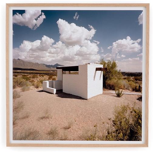 Desert Structure Art