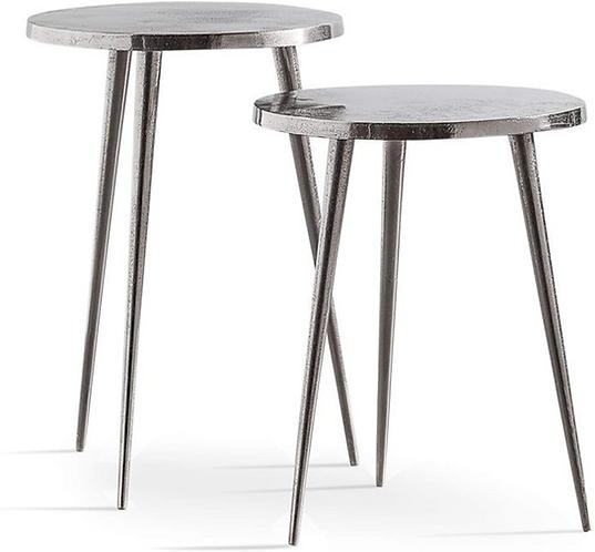 Aluminum Nesting Table Set