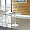 Thumbnail: Marble Tulip Side Table, 20""