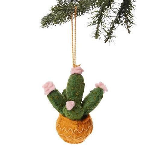 Prickly Pear Ornament
