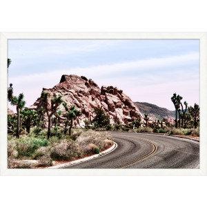 Desert Landscape 1, 43x30