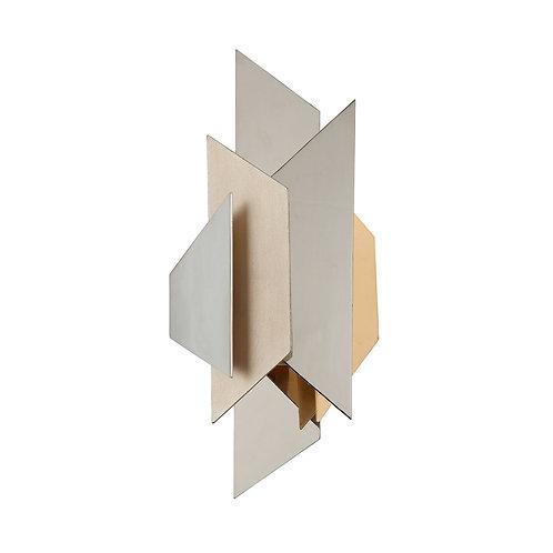 Cubist Sconce