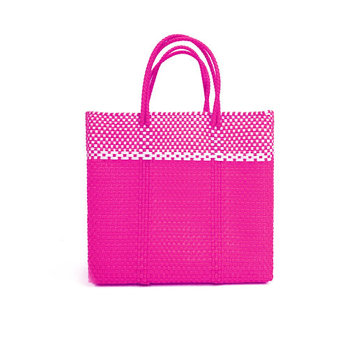 Dulce Pink Poolside Tote