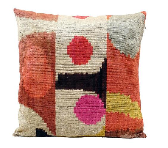 Desert Sun Multicolor Pillow