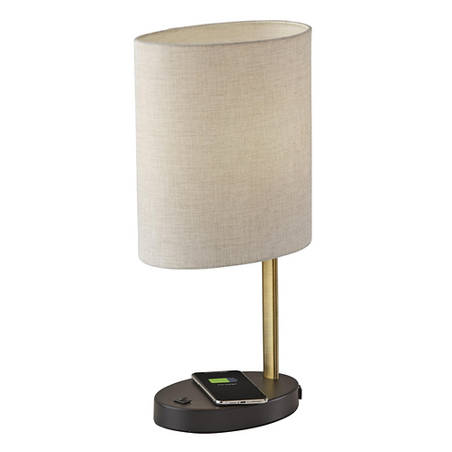 Curtis Table Lamp - Brass