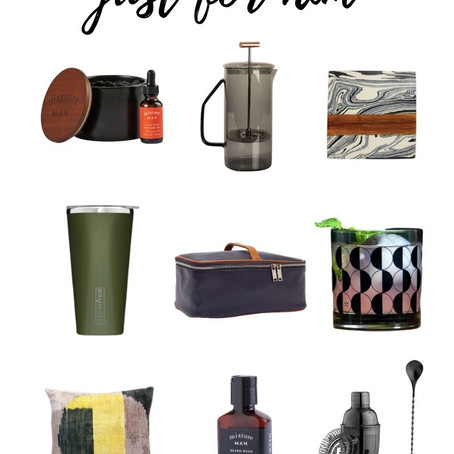 2020 GIFT GUIDE: For Him
