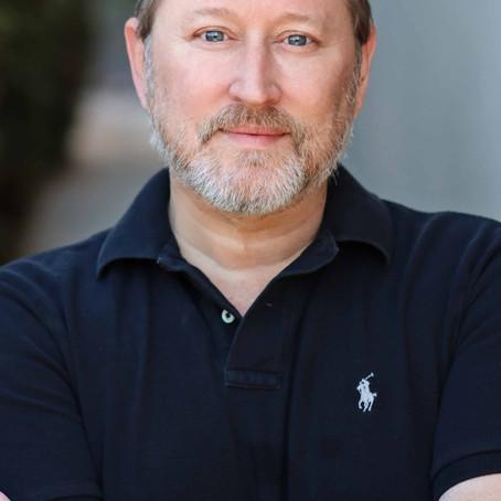 MEET THE TEAM: Keith, Creative Director