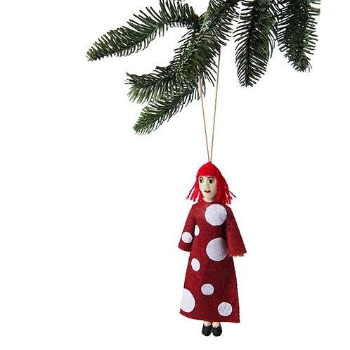 Yayaoi Kusama Ornament