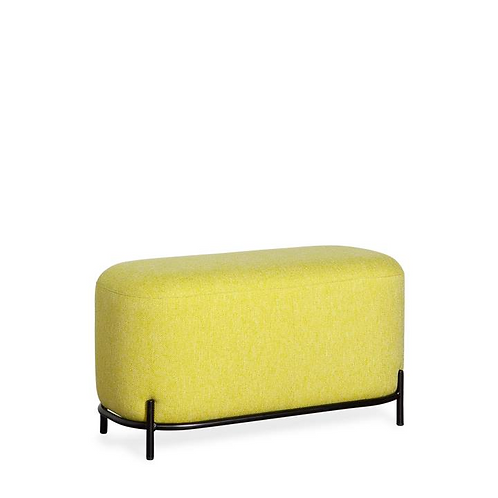 J.J. Upholstered Short Bench