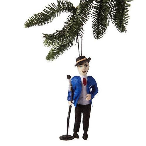 Frank Sinatra Ornament